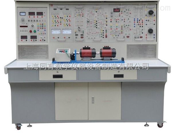 """一、概述   TYC-1 电力电子技术及电机控制实验装置 """" 依据高等院校最新统编教材《电力电子技术》 ( 第四版 )( 西安交通大学王兆安编著 ) 、《电力拖动自动控制系统》(第三版) ( 上海大学陈伯时编著 ) 等实验大纲的要求,吸收国内、外同类产品的优点,充分考虑了实验室的现状和发展趋势,精心研制而成。在同类产品中结构合理、功能完善、可靠性好、性价比高。 二、特点 1 、 综合性强 本装置综合了目前国内各类学校电力电子、半导体变流、交直流调速、交流变频、电机控制、控制理论等实验项目。 2 、 适应"""