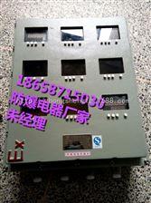 防爆仪表箱定做 防爆温控箱 带外控按键箱