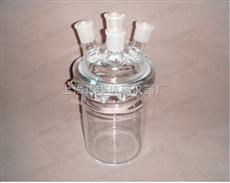 2000ml/24*3达丰筒形玻璃反应瓶反应釜