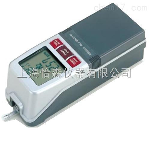 三丰表面粗糙度测量仪、SJ-210型便携式表面粗糙度测量仪