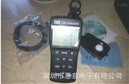 TES-136色温照度计TES136色温色度计台湾泰仕 带USB接口带记录