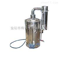 YAZD-10梅香不锈钢蒸馏水器金坛厂家