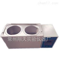 HH-S2双孔一次成型数显恒温水浴锅