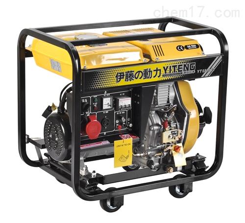 伊藤动力5KW柴油发电机