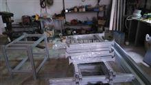 深圳市铝合金生产流水线