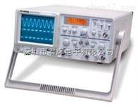 GOS-630FC模擬示波器