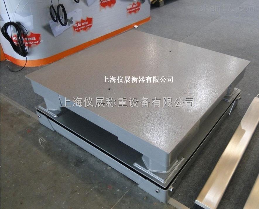 礼泉缓冲电子地磅,20吨钢材缓冲地磅秤多少钱