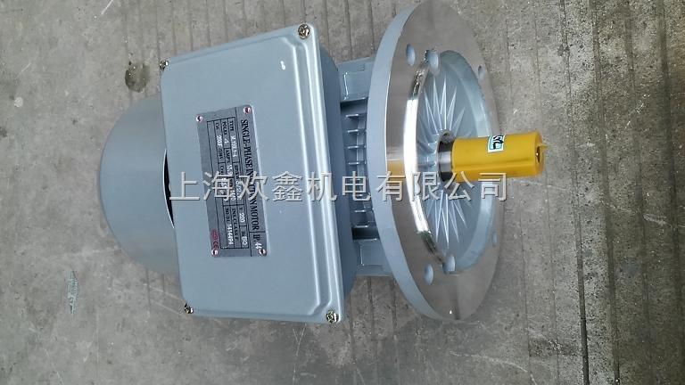 B5单相4.0KW立式异步交流电动机