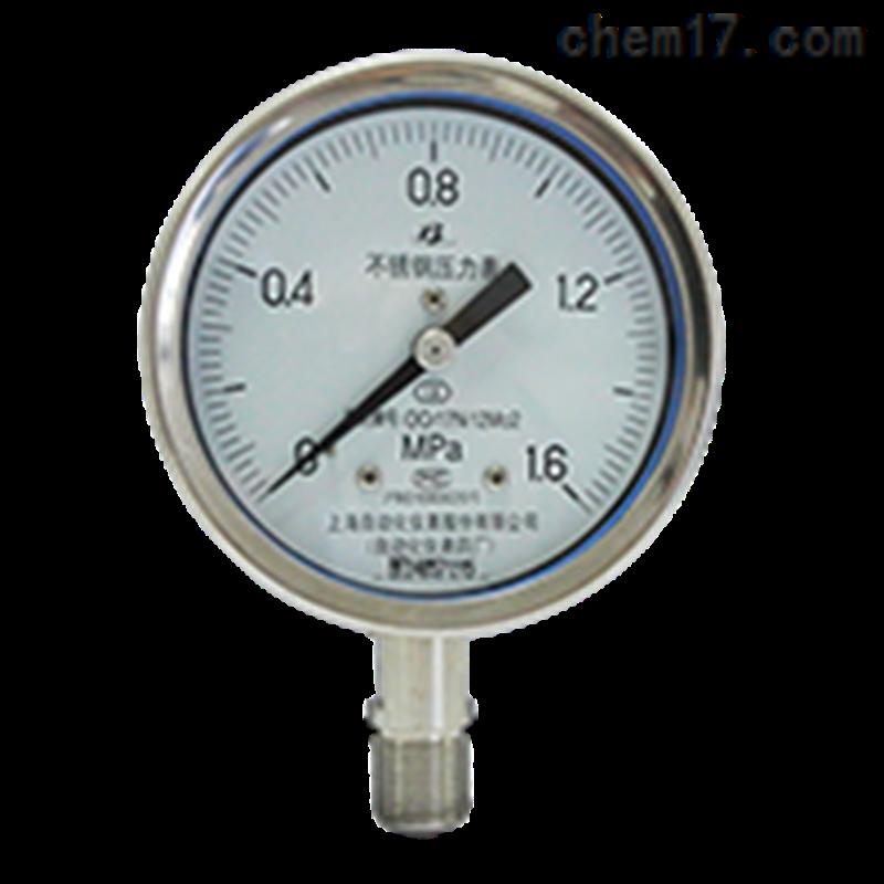抗振压力表Y-103A价格