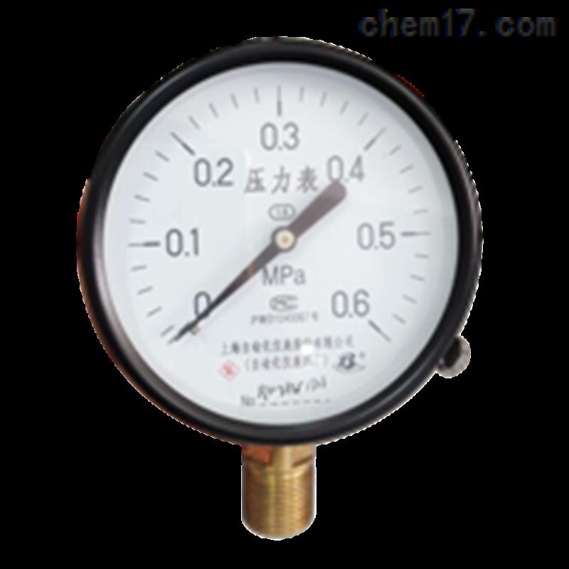 普通压力表Y-150ZT价格