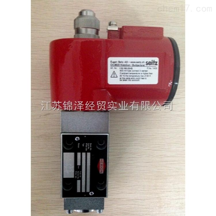 现货供应HERION海隆S6SD0019G0200015OO液压电磁阀