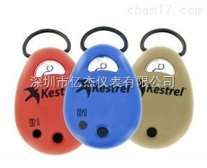Kestrel D2--野外无线温湿度记录器
