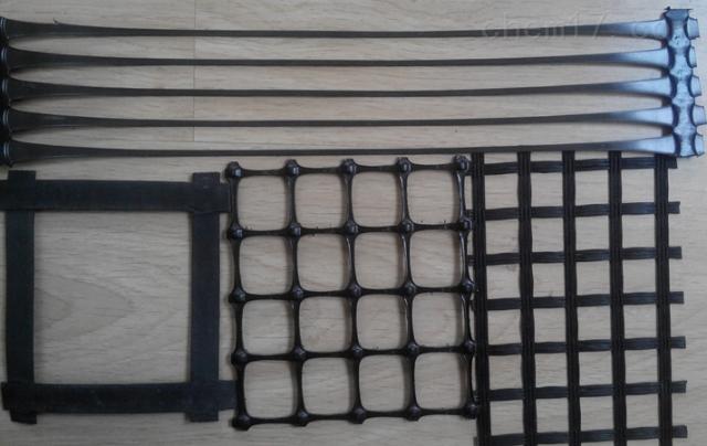永州pp焊接凸节点钢塑土工格栅厂家_HDPE单