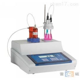 上海雷磁ZDJ-4A自動電位滴定儀