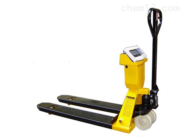 叉车磅秤(2T带打印叉车电子称精度高)