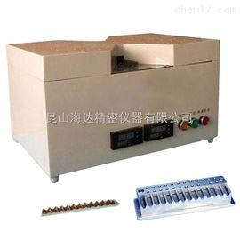 HD平压强度测试专用——槽纹仪/起楞机
