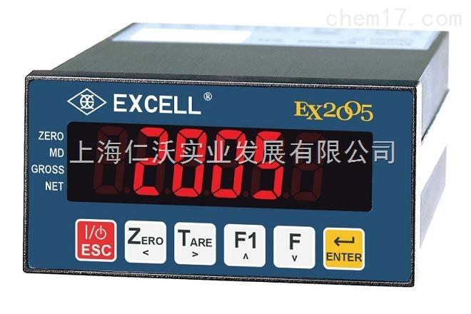 英展EX2005控制仪表 (内建 MODBUS)