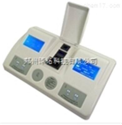XZ-0135水厂、食品、化工污水35参数水质分析仪