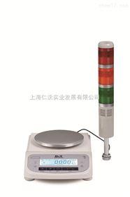 天津德安特ES4100-C电子天平4100g/0.01g检重台称外接蜂鸣器