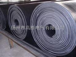黑色绝缘橡胶垫