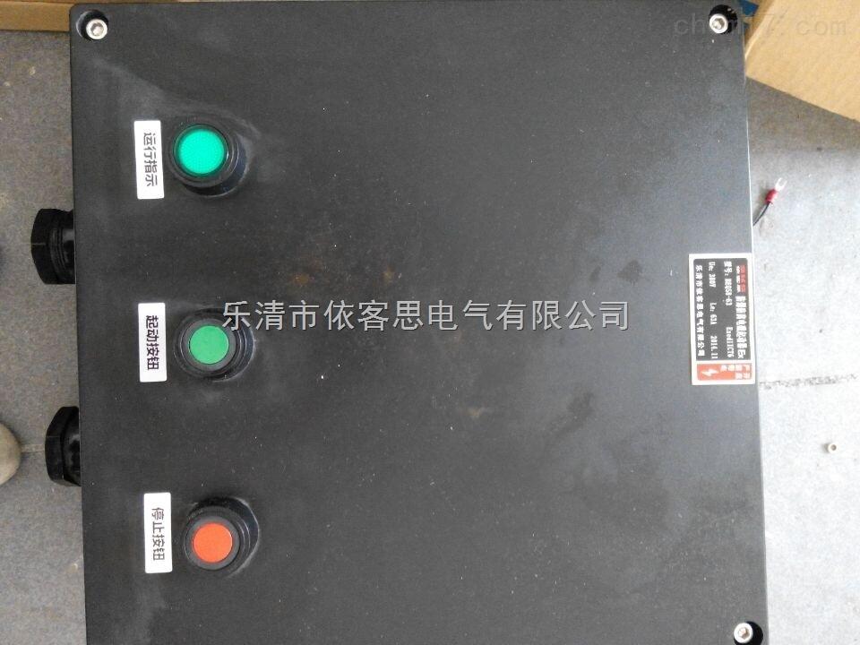 BQD8050防爆防腐电磁启动器32A磁力63防水防爆启动器