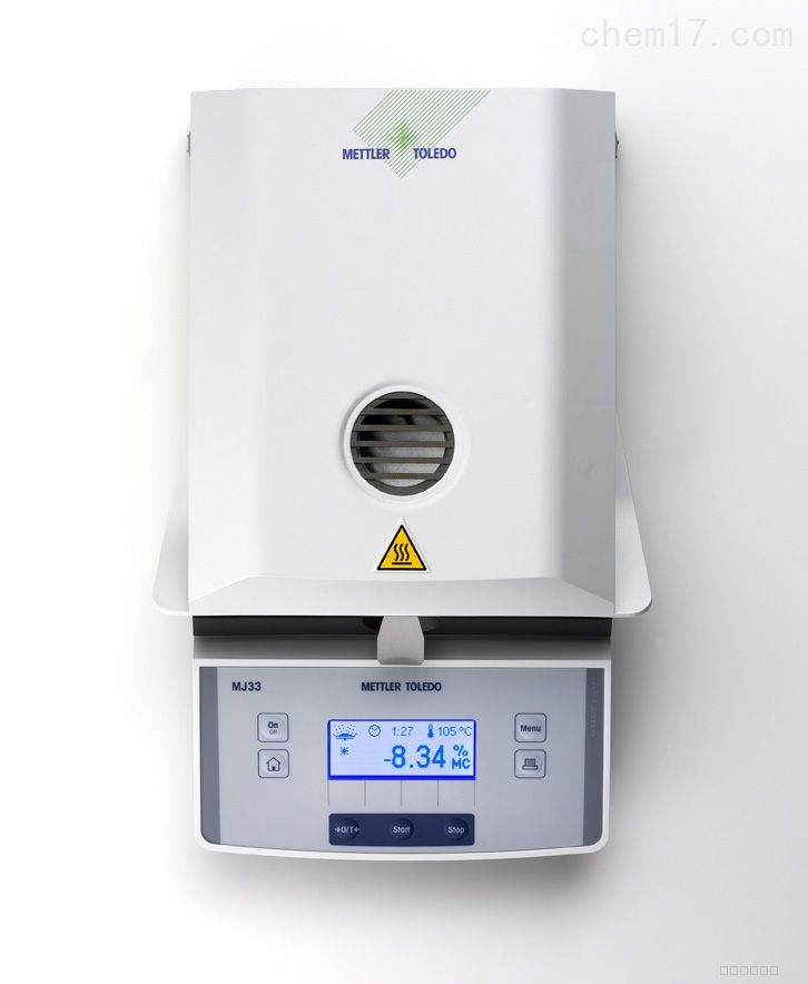 MJ33-快速水份测定仪  梅特勒