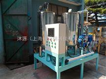 水处理低速搅拌机KD-300A型,功率2200W配2000L塑料水箱