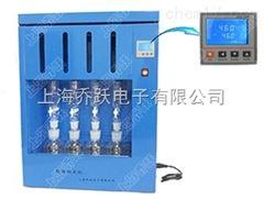 JOYN-SXT-4B景县智能型脂肪测定仪-四联 索氏提取器