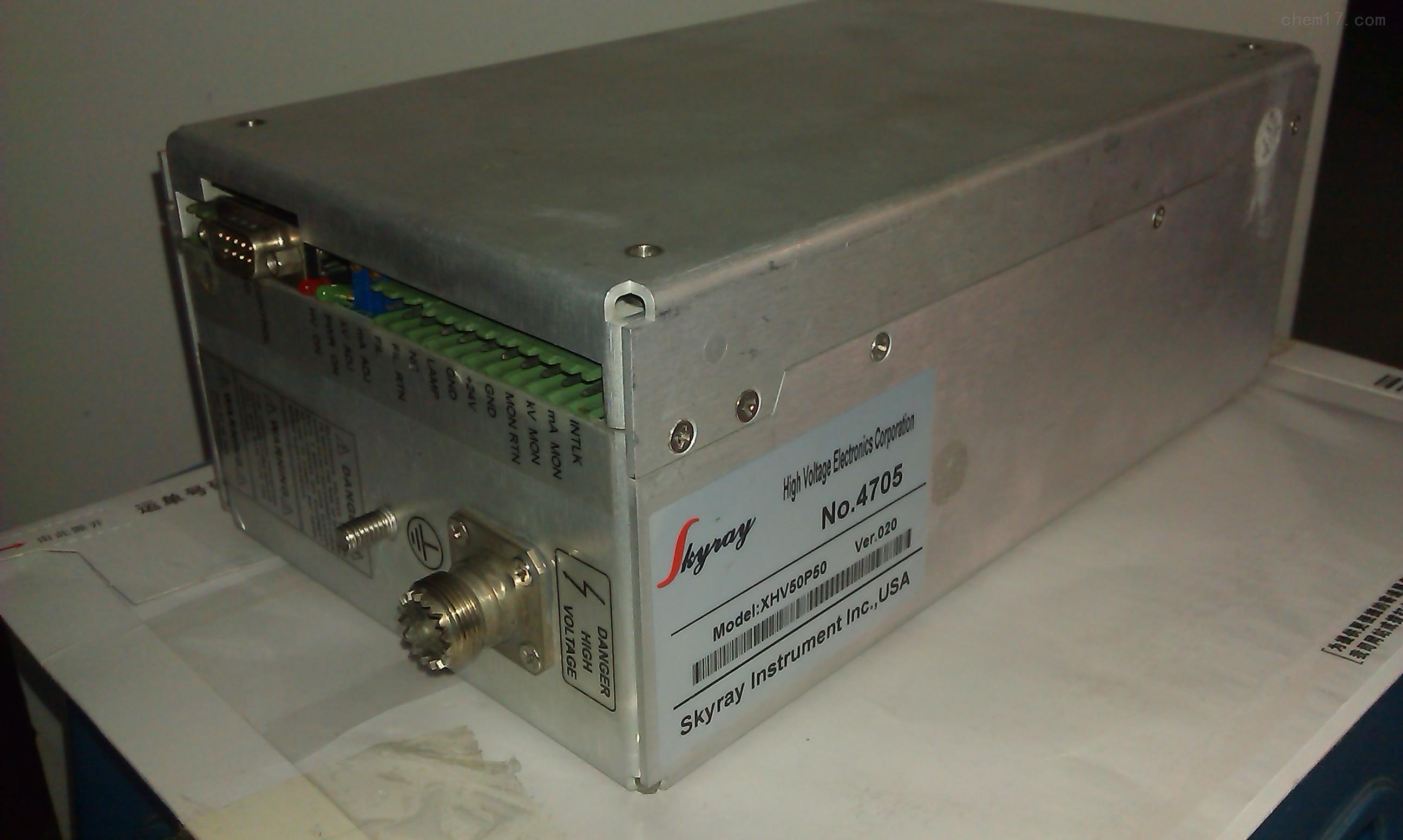 ROHS指令分析仪高压维修
