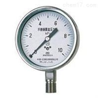 YE-100B不锈钢膜盒压力