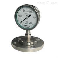 Y-100BFZ/Z/MC卫生型隔膜压力表
