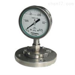 Y-100B/Z/MF隔膜压力表