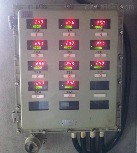 防爆温控箱电伴热防爆控制箱