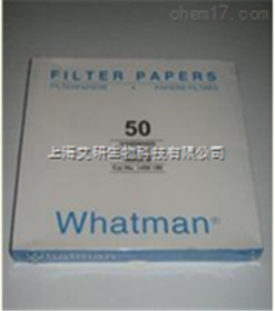 沃特曼whatman硬化低灰定量滤纸GRADE 50