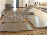 scs2T上海超低台面地磅秤P773地磅哪有卖