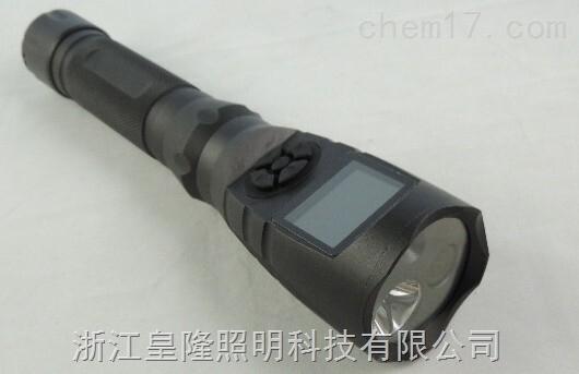 便携式LED匀光勘查电筒