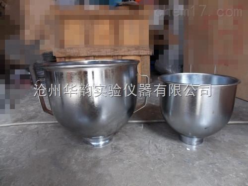 jj-5型-水泥胶砂搅拌机搅拌锅-沧州华韵实验仪器有限