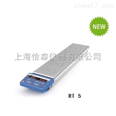 艾卡RT 5多位点带加热磁力搅拌器