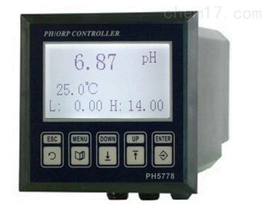在线PH监测仪加药控制系统