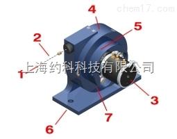 YK161H-162H大张力位移传感器 YK161H-162H