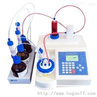 全自動容量法卡爾費休水分測定儀