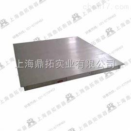 SCS3T带打印小地磅,3吨不锈钢电子地磅秤价格