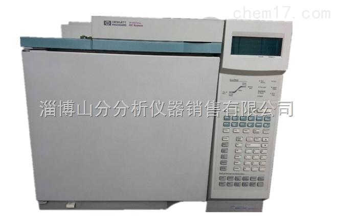 安捷伦6890二手气相色谱仪