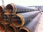 国标聚氨酯复合保温管