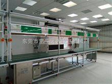 國內高端雙PVC皮帶超凈工作臺輸送電子生產線價格多少哪家公司做的好