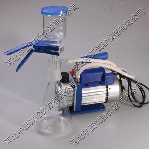 砂基透水砖滤水率试验仪