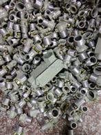 防爆穿线盒型号YHXe-I-铸铝合金防爆后盖三通穿线盒现货供应