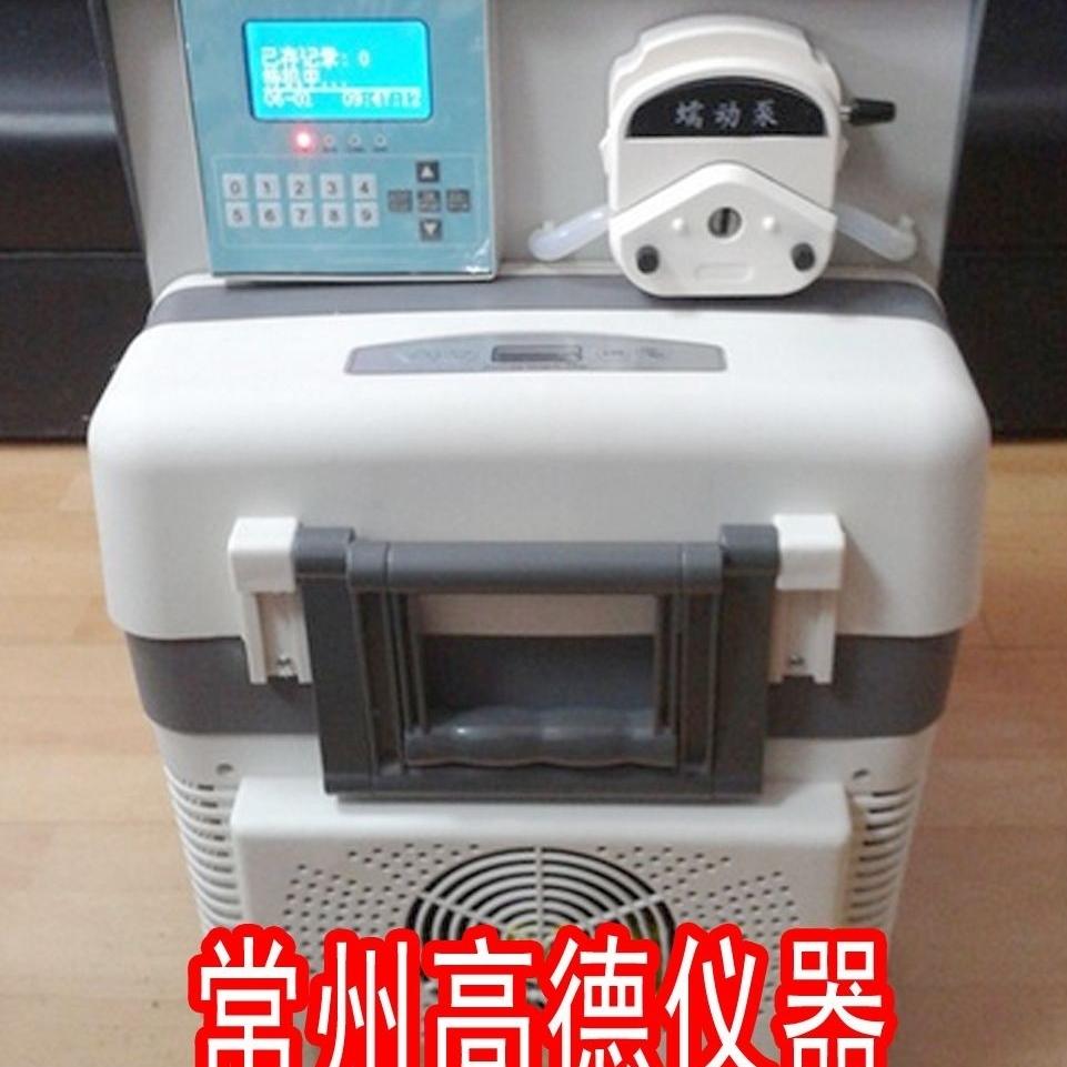 智能自动水质采样器