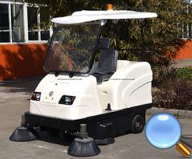 BL-1760(帶遮陽棚)室外用駕駛式掃地吸塵掃地車