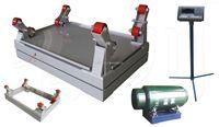 DCS供应3吨电子钢瓶秤模拟信号输出钢瓶称不锈钢钢瓶秤
